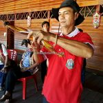 Betang Youth Center, traditional games, culture, event, native, Gawai Dayak, tribal, Borneo, Indonesia, Tourism, tourist attraction, travel guide, Trans Border, 印尼西加里曼丹, 原住民传统游戏