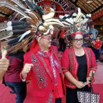 Gawai harvest festival, indigenous, traditional, youth Center, culture, event, native, Dayak Desa, tribe, thanksgiving, Tourism, travel guide, Transborneo, 婆罗洲西加里曼丹, 印尼达雅克传统文化