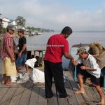 Sungai Kapuas, river, local market, authentic, traditional, backpackers, destination, native, Borneo, Indonesia, Obyek wisata, Tourism, travel guide, 婆罗洲游踪, 西加里曼丹旅游