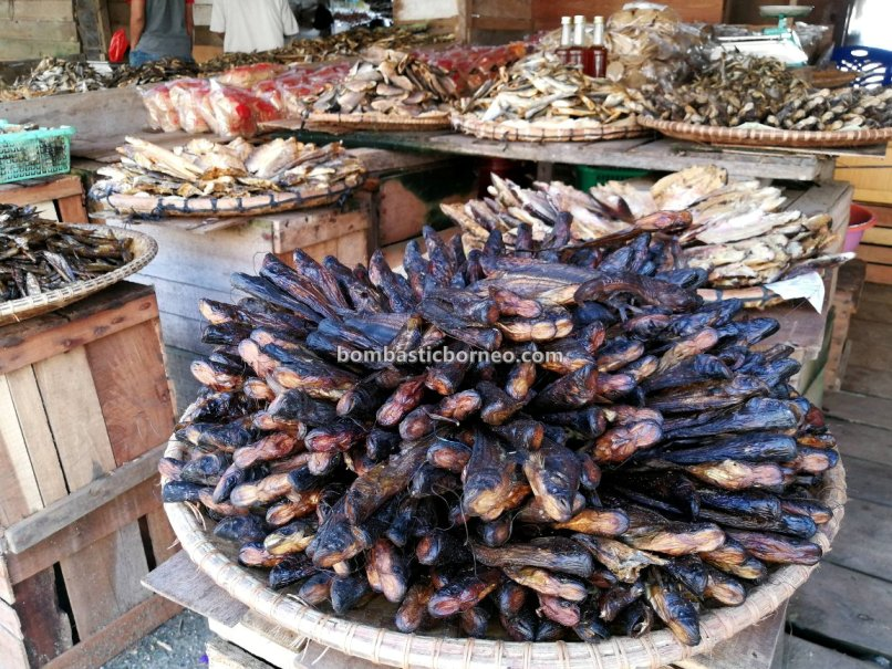 Pasar Flamboyan, Sungai Kapuas, traditional, seafood, destination, Borneo, Indonesia, Kalimantan Barat, Obyek wisata, Tourism, travel guide, Cross Border, 印尼西加里曼丹, 塞卡道早市