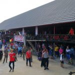 Gawai harvest festival, authentic, traditional, backpackers, destination, longhouse, culture, Borneo, Indonesia, Obyek wisata, Tourism, travel guide, Trans Border, 印尼西加里曼丹, 塞卡道旅游景点,