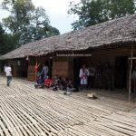 Gawai padi, authentic, traditional, backpackers, destination, longhouse, native, tribal, Bengkayang, Borneo, Obyek wisata, Tourism, travel guide, Crossborder, 印尼西加里曼丹, 婆罗洲土著比达友族长屋