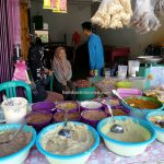 Pasar Flamboyan, local market, authentic, traditional, backpackers, destination, native, Borneo, Obyek wisata, Tourism, tourist attraction, Trans Border, 印尼西加里曼丹, 塞卡道早市