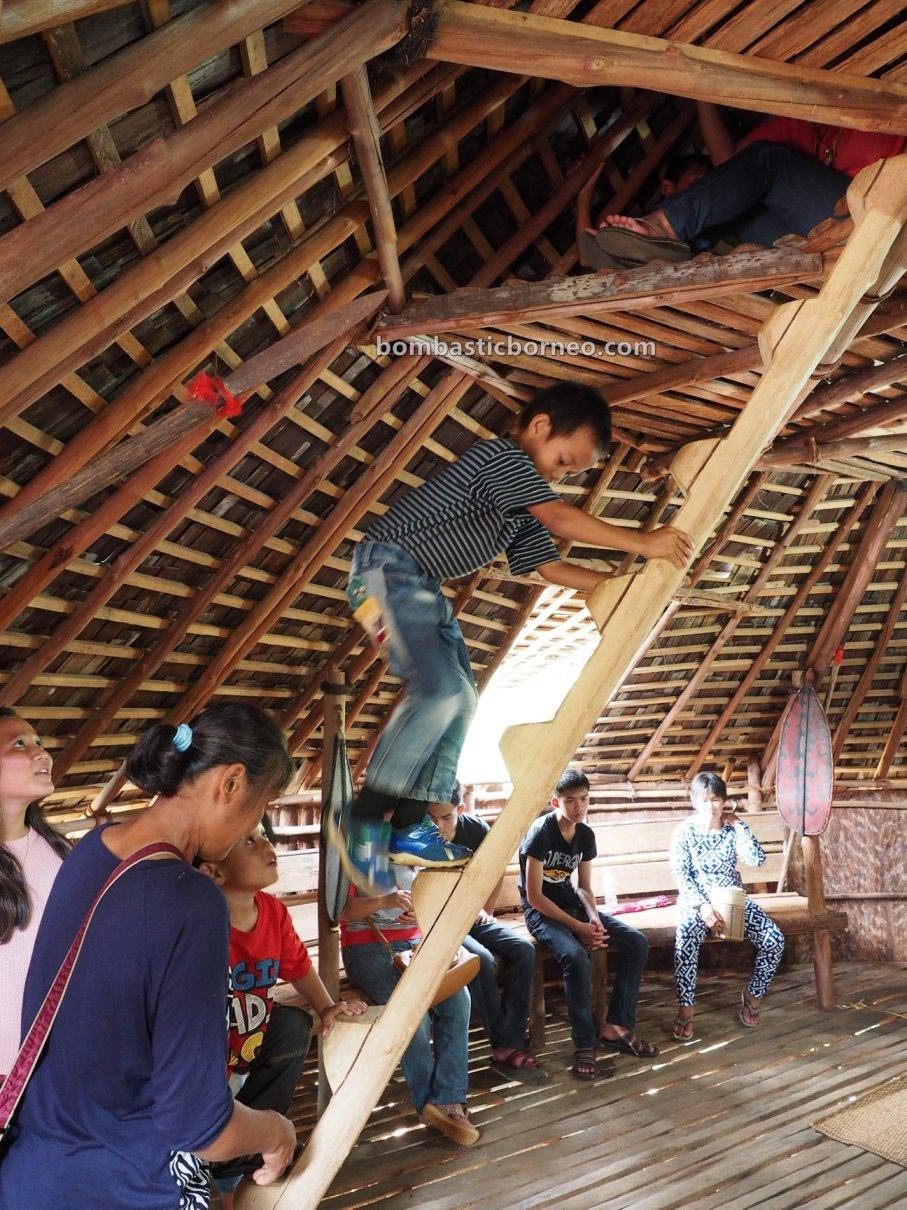 Gawai Dayak, paddy harvest festival, Rumah Adat Baluk, destination, culture, native, tribe, Bengkayang, Borneo, Jagoi Babang, tourist attraction, travel guide, Transborder, 婆罗洲游踪西加里曼丹, 传统比达友族文化