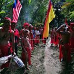 Kampung Gumbang, Gawai Serumpun, Dayak Bidayuh, paddy harvest festival, authentic, traditional, destination, Borneo, Kuching, Sarawak, culture, ritual, native, tribal, Tourism, cross border,