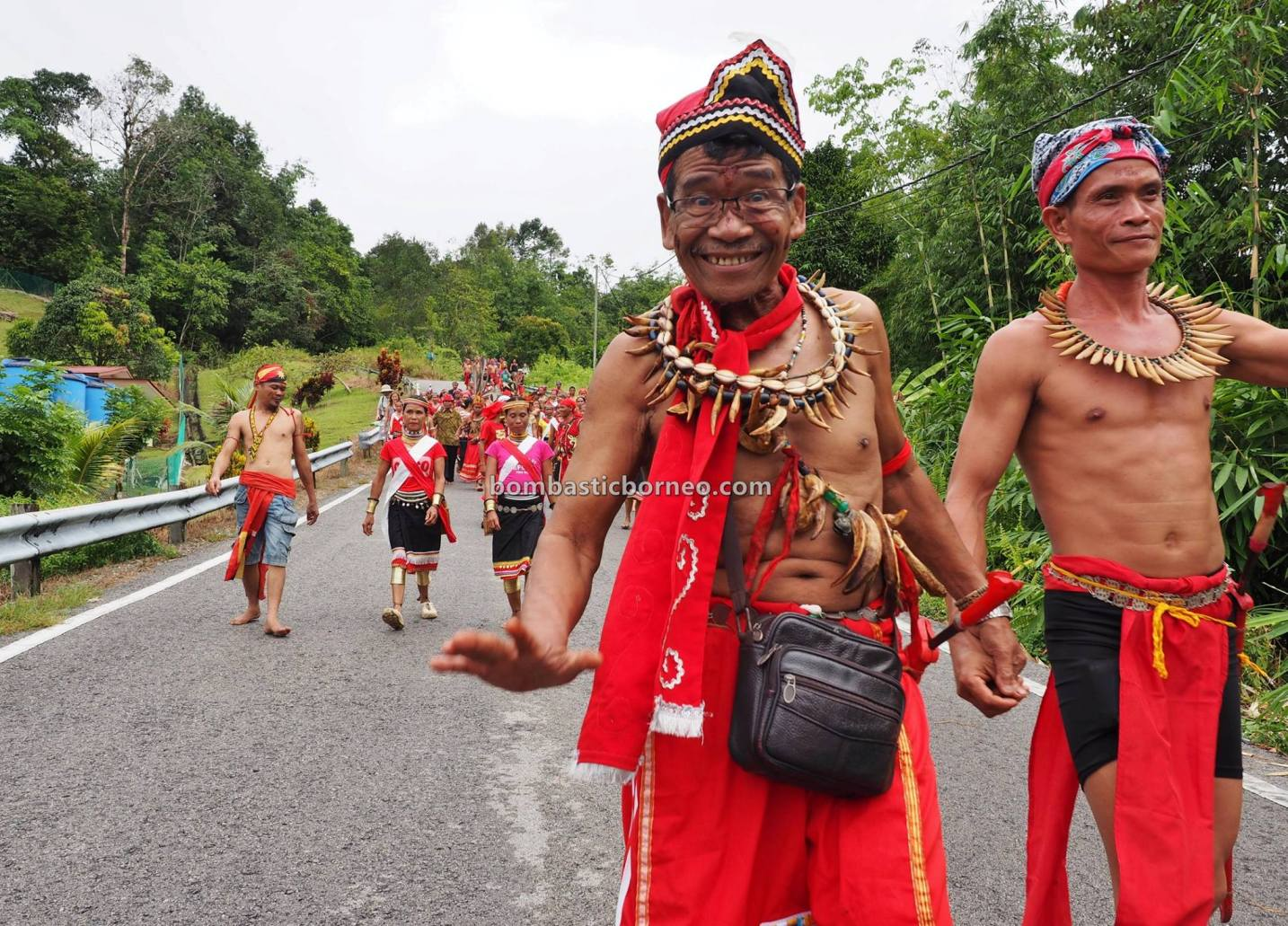 Kampung Gumbang, Gawai Serumpun, Dayak Bidayuh, authentic, traditional, Bau, Kuching, Malaysia, budaya, Ethnic, native, Tourism, 砂拉越达雅丰收节日, 传统比达友族文化, Sungkung Medeng