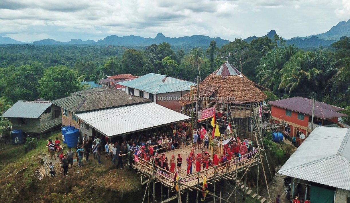Gawai Serumpun, traditional, destination, baruk, Bau, Kuching, Sarawak, Malaysia, culture, tribal, Tourism, travel guide, trans borneo, 砂拉越比达友达雅, 婆罗洲土著部落