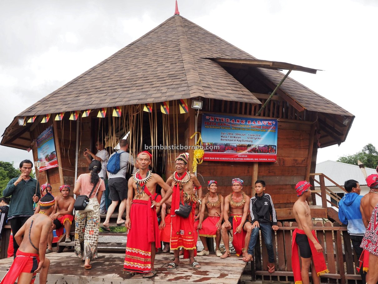 Gawai Serumpun, harvest festival, authentic, destination, Rumah Adat Baluk, Bau, Kuching, budaya, culture, native, tribe, Tourist attraction, travel guide, trans borneo, 婆罗洲原住民丰收节日, 砂拉越比达友族文化,