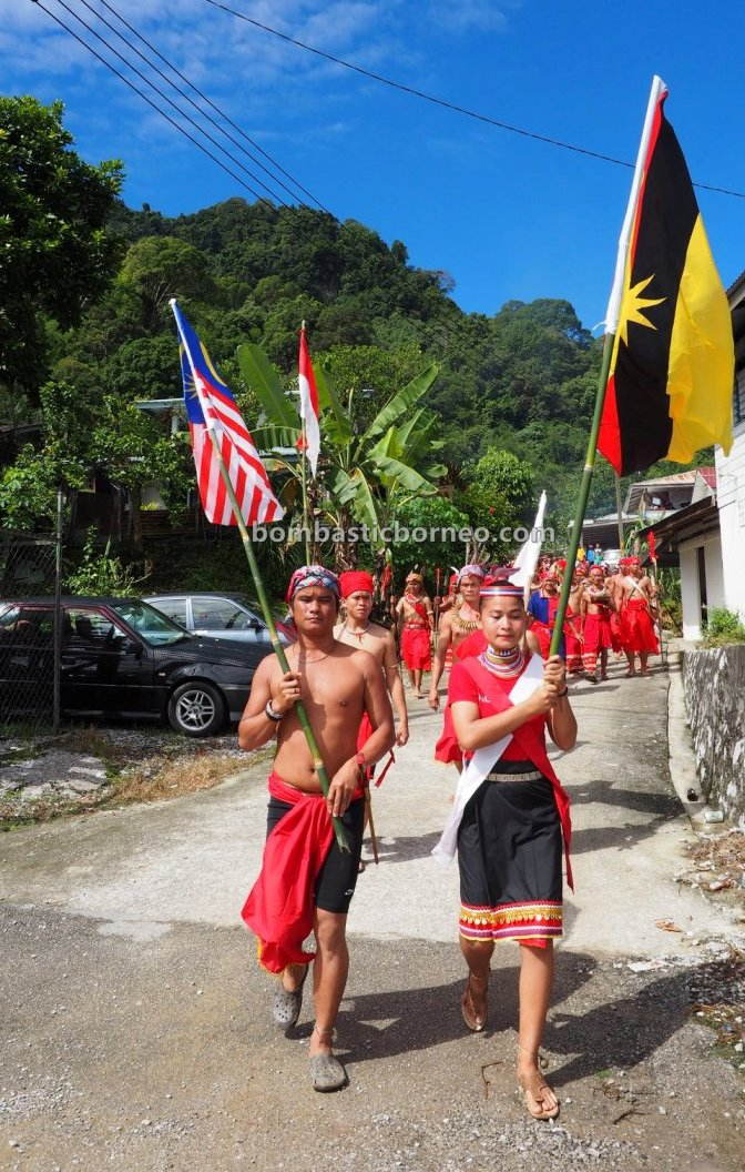 Gawai Serumpun, Dayak Bidayuh, traditional, backpackers, Rumah Adat Baluk, backpackers, Borneo, Kuching, Malaysia, culture, native, tribe, tourist attraction, 婆罗洲砂拉越, 比达友原住民部落