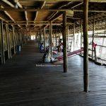 Rumah Betang Ensaid Panjang, longhouse, authentic, tradisional, Sintang, Borneo, Indonesia, West Kalimantan, Ethnic, native, Suku Dayak Desa, Tourism, tourist attraction, Travel guide, Trans Border, 达雅土著村庄