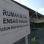 Rumah Betang, authentic, Indigenous, tradisional, native village, Dusun Rentap Selatan, Ethnic, Suku Dayak Desa, kain tenun, tourist attraction, Travel guide, Trans Borneo, 婆罗洲土著村庄, 印尼西加里曼丹, 新钉旅游景点