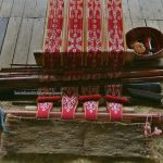 Rumah Betang, native longhouse, Traditional, culture, Sintang, Indonesia, Kalimantan Barat, Ethnic, tribal, Tourism, pua kumbu, Travel guide, Trans Borneo, 婆罗洲游踪, 印尼原住民传统, 西加里曼丹新党
