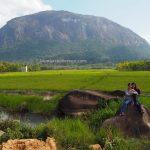 monolith, Bukit Kelam, Mountain, batu raksasa, Black Rock, adventure, nature, destination, Desa Merpak, Kelam Permai, Tourism, tourist attraction, Trans Borneo, 婆罗洲独块巨石, 印尼西加里曼丹, 新党旅游景点