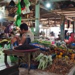 vegetable, authentic, traditional, backpackers, destination, Borneo, Indonesia, Pasar Sayur, Obyek wisata, Tourism, tourist attraction, travel guide, Cross Border, 探索婆罗洲印尼游踪, 西加里曼丹彬路早市