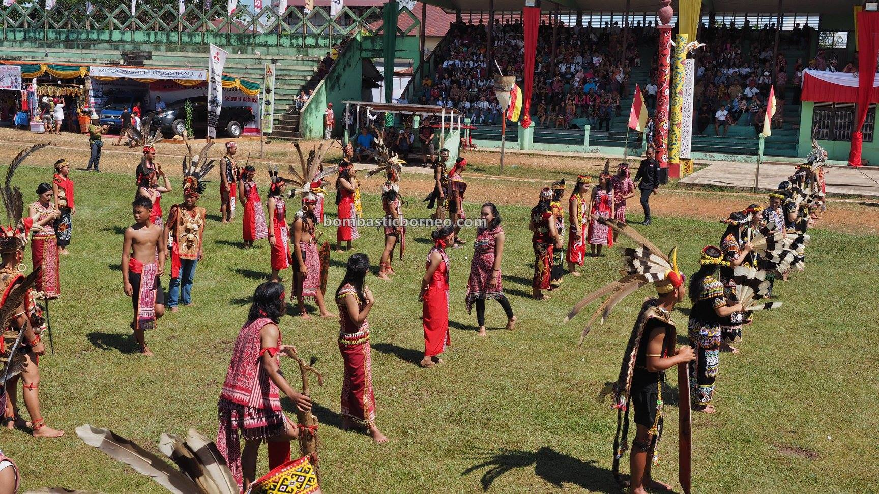 Gawai Dayak Kapuas Hulu, authentic, culture, Borneo, Indonesia, Kalimantan Barat, Putussibau, destination, native, tribal, Obyek wisata, Tourism, travel guide, Trans Border, 婆罗洲达雅克文化旅游