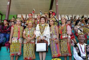 Gawai Dayak Kapuas Hulu, thanksgiving, budaya, Indonesia, West Kalimantan, Putussibau, indgenous, native, tribe, tourist attraction, Tourism, travel guide, Cross Border, Borneo, 探索达雅丰收节
