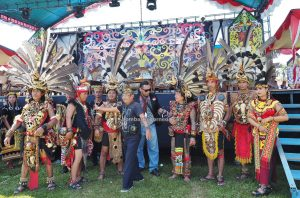 Gawai Dayak Kapuas Hulu, harvest festival, budaya, Indonesia, West Kalimantan, Putussibau, ethnic, indgenous, native, tribe, tourist attraction, travel guide, Trans Border, Borneo, 印尼西加里曼丹旅游