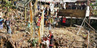 Gawea Sowa, Gawai Harvest Festival, thanksgiving, traditional, culture, ritual, Borneo, Bau, native, tribe, Tourism, travel guide, Trans Border,, 探索婆罗洲游踪, 古晋比达友传统文化, 砂拉越达雅丰收节日,