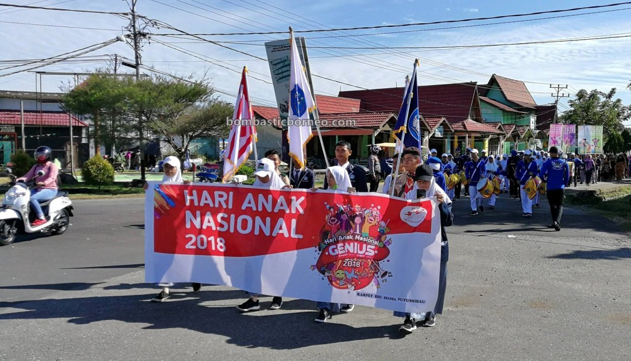 event, National Children Day, Borneo, West Kalimantan, Obyek wisata, Tourism, tourist attraction, Travel Guide, Trans Border, 探索婆罗洲游踪, 印尼西加里曼丹富都