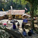Gawea Sowa, Gawai Harvest Festival, authentic, traditional, event, backpackers, Borneo, dayak bidayuh, native, tribe, Tourism, tourist attraction, travel guide, Cross border, 砂拉越比达友族, 马来西亚原住民部落