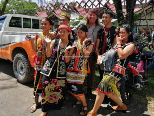 Gawai Padi, Putussibau, authentic, event, Indonesia, Kalimantan Barat, backpackers, native, tribal, tourist attraction, Tourism, travel guide, 婆罗洲西加里曼丹, 卡普阿斯胡卢原住民, 达雅部落丰收节日