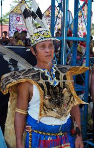 Gawai Dayak, harvest festival, authentic, budaya, Putussibau, indigenous, native, tribal, tourism, travel guide, Trans Border, Borneo, 印尼甘布安斯乌鲁, 西加里曼丹富都, 达雅克土著文化