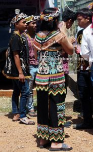 Gawai Dayak Kapuas Hulu, authentic, culture, Indonesia, West Kalimantan, backpackers, indigenous, ethnic, native, obyek wisata, Tourism, travel guide, 印尼甘布安斯乌鲁, 富都丰收节日, 达雅克土著文化