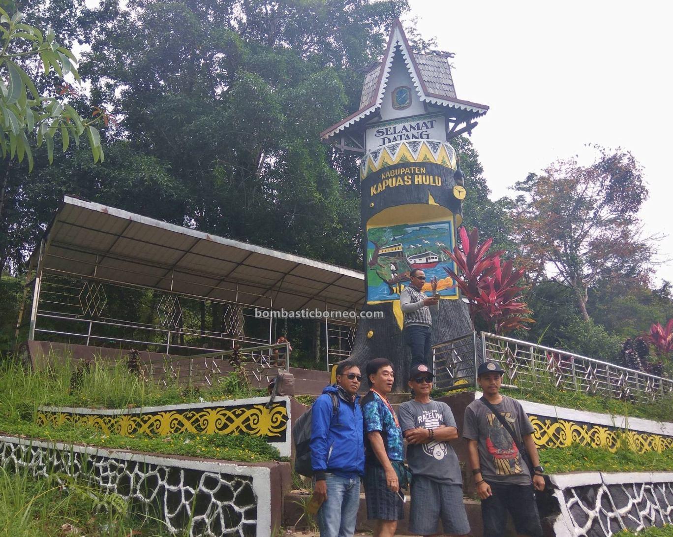 Nanga Pinoh Putussibau Trans Kalimantan Barat Bombastic Borneo