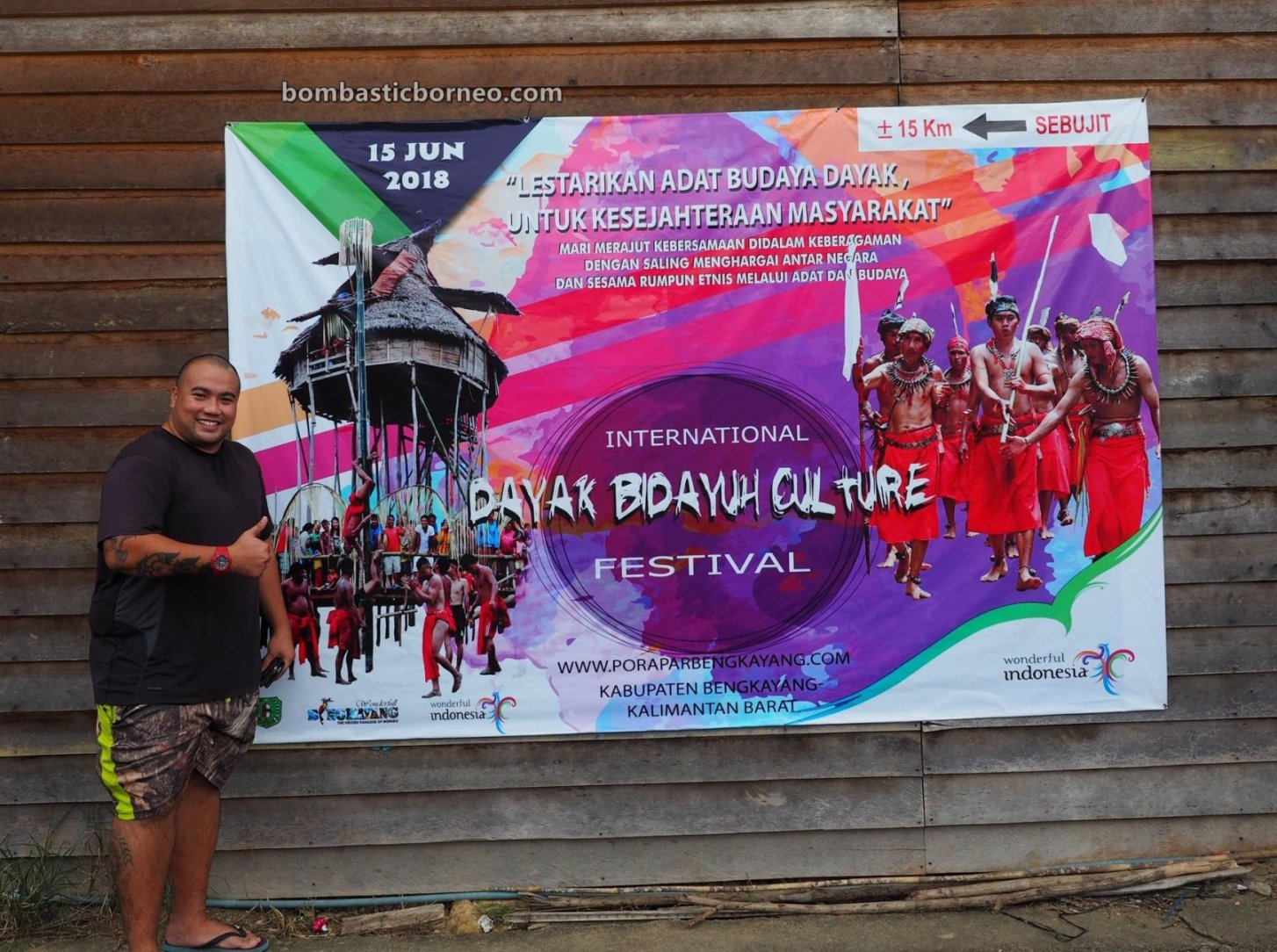 Nyobeng Sebujit, Gawai Harvest Festival, authentic, destination, event, Bengkayang, Indonesia, West Kalimantan, Desa Hli Buei, Siding, Dayak Bidayuh, native, wisata budaya, Tourism, travel guide, Cross Border,