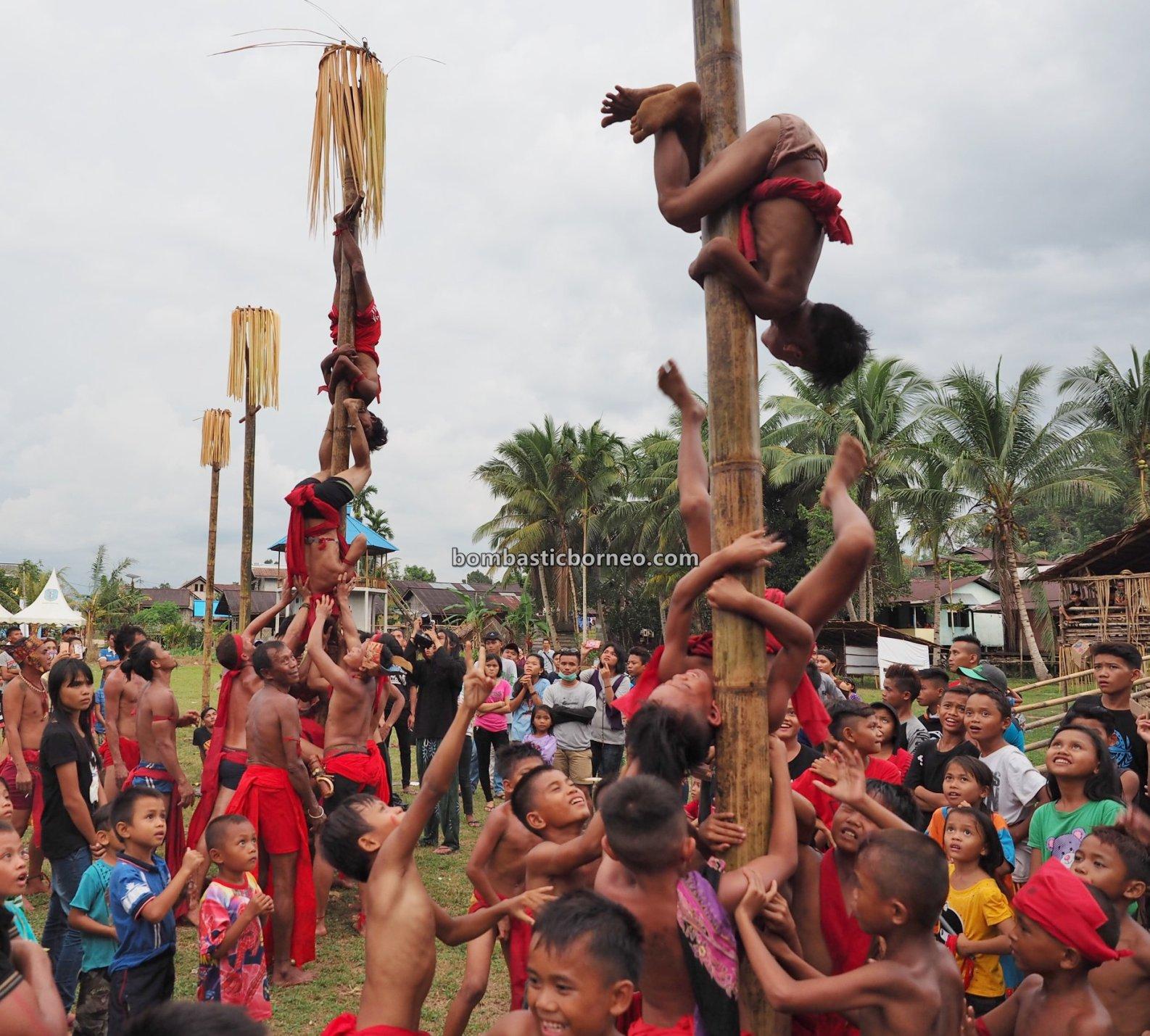 Nyobeng Sebujit, Gawai harvest festival, Dayak Bidayuh, traditional, village, Indonesia, West Kalimantan, Siding, native, backpackers, destination, obyek wisata, Tourism, travel guide, Trans Borneo, 比达友族丰收节日
