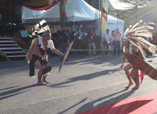 Gawai Dayak Iban, Street Parade, traditional, culture, destination, indigenous, Kuching, ethnic, tourism, tourist attraction, Cross Border, Borneo, 探索婆罗洲游踪, 砂拉越原住民丰收节, 达雅克伊班族,