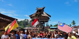 Nyobeng Sebujit, Paddy Harvest Festival, authentic, backpackers, culture, Bengkayang, event, Dayak Bidayuh, native, tribal, Tourism, tourist attraction, travel guide, 探索婆罗洲游踪, 西加里曼丹原住民, 印尼达雅丰收节日,