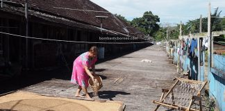 Longhouse, authentic, village, Kalimantan Barat, Embaloh Hulu, homestay, Suku Dayak Iban, tribe, tourist attraction, travel guide, trans border, Borneo, 婆罗洲传统长屋, 印尼西加里曼丹, 原住民伊班族村庄,