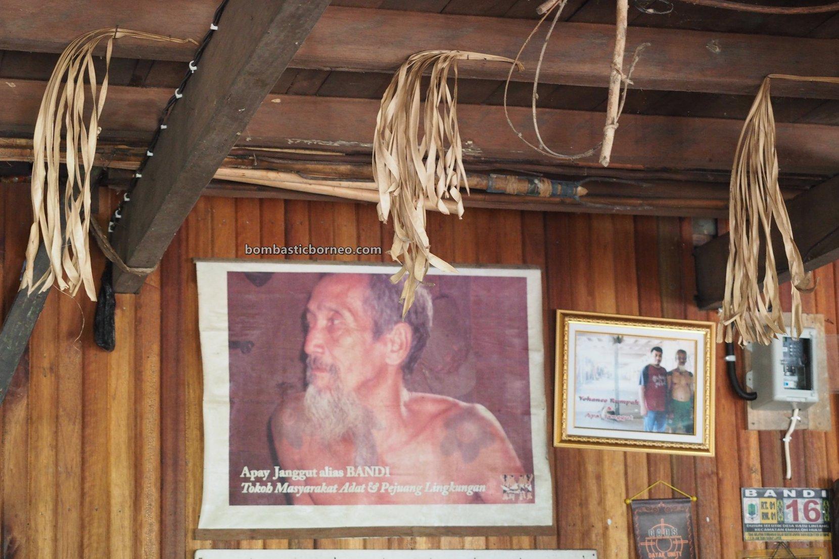Sui Utik, Longhouse, authentic, culture, Indonesia, Kapuas Hulu, indigenous, native, tribal, Obyek wisata, travel guide, Trans Borneo, 印尼甘布安斯乌鲁, 西加里曼丹部落, 婆罗洲伊班族长屋