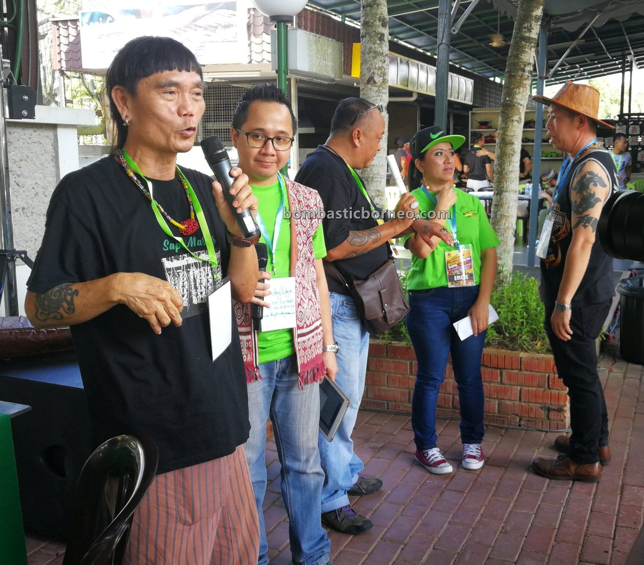 authentic, backpackers, culture, event, native, tribe, tribal, musical instrument, Sibu, Sarawak, Malaysia, Tourism, tourist attraction, travel guide, 诗巫砂拉越马来西亚,