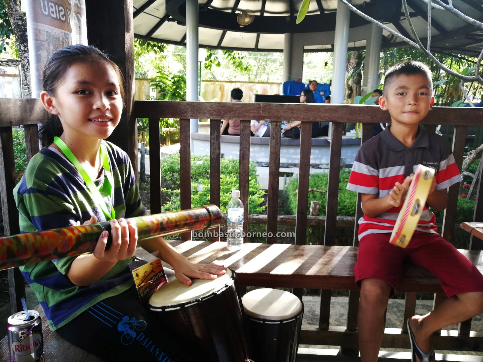 traditional, backpackers, culture, event, native, ethnic, tribe, orang ulu, musical instrument, Sibu, One Malaysia Cultural Village, Tourism, travel guide 探索婆罗洲原住民, 诗巫砂拉越音乐文化