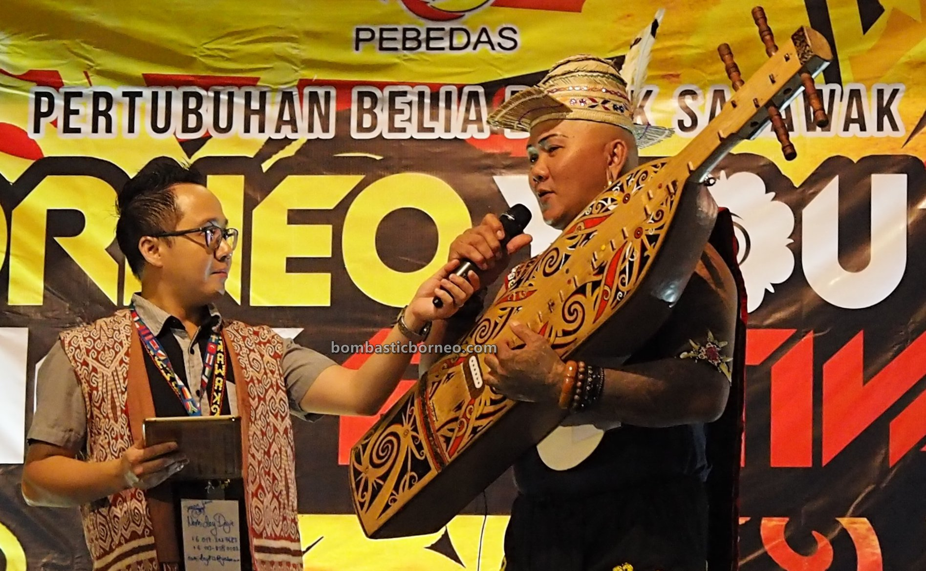Youth Sape Festival, authentic, traditional, culture, event, Ethnic, indigenous, orang ulu, One Malaysia Cultural Village, Tourism, tourist attraction, travel guide, 探索婆罗洲游踪, 砂拉越原住民沙贝, 马来西亚达雅音乐