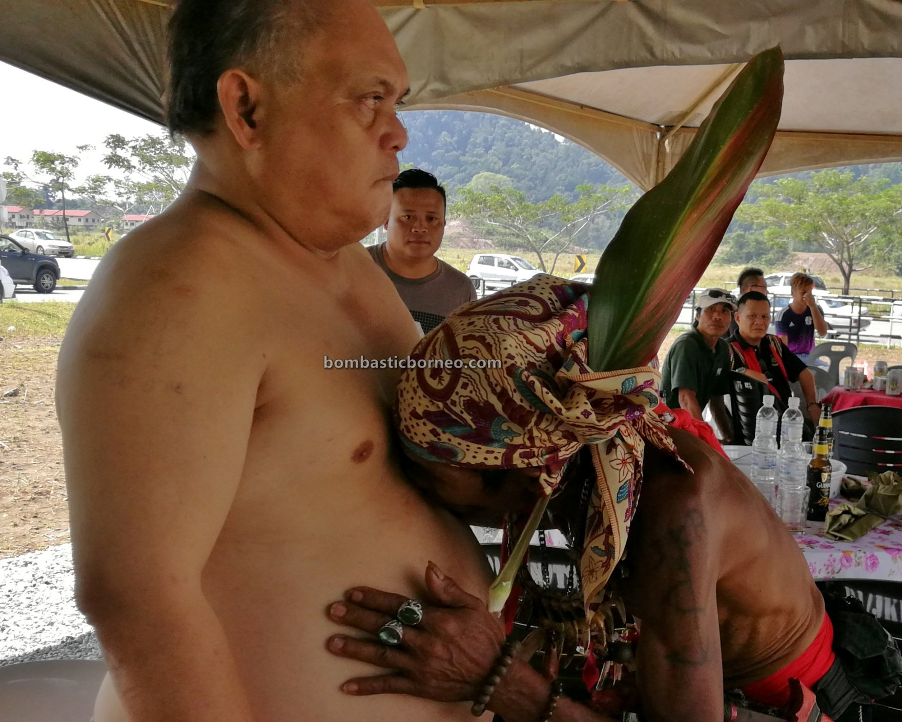 Pesta Nyarok Biya, Bengoh Dam Resettlement Scheme, event, culture, Ethnic, native, indigenous, Gawai Nyobeng, Borneo, Kuching, Padawan, Tourism, travel guide, 探索婆罗洲比达友族, 砂拉越原住民丰收节