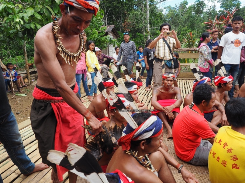 Nyobeng Rambai, traditional, culture, Indonesia, Kalimantan Barat, Desa Sahan, Native, tribal, event, Tourism, tourist attraction, travel guide, Trans Borneo, 婆罗洲比达友文化, 印尼西加里曼丹, 孟加映达雅丰收节,