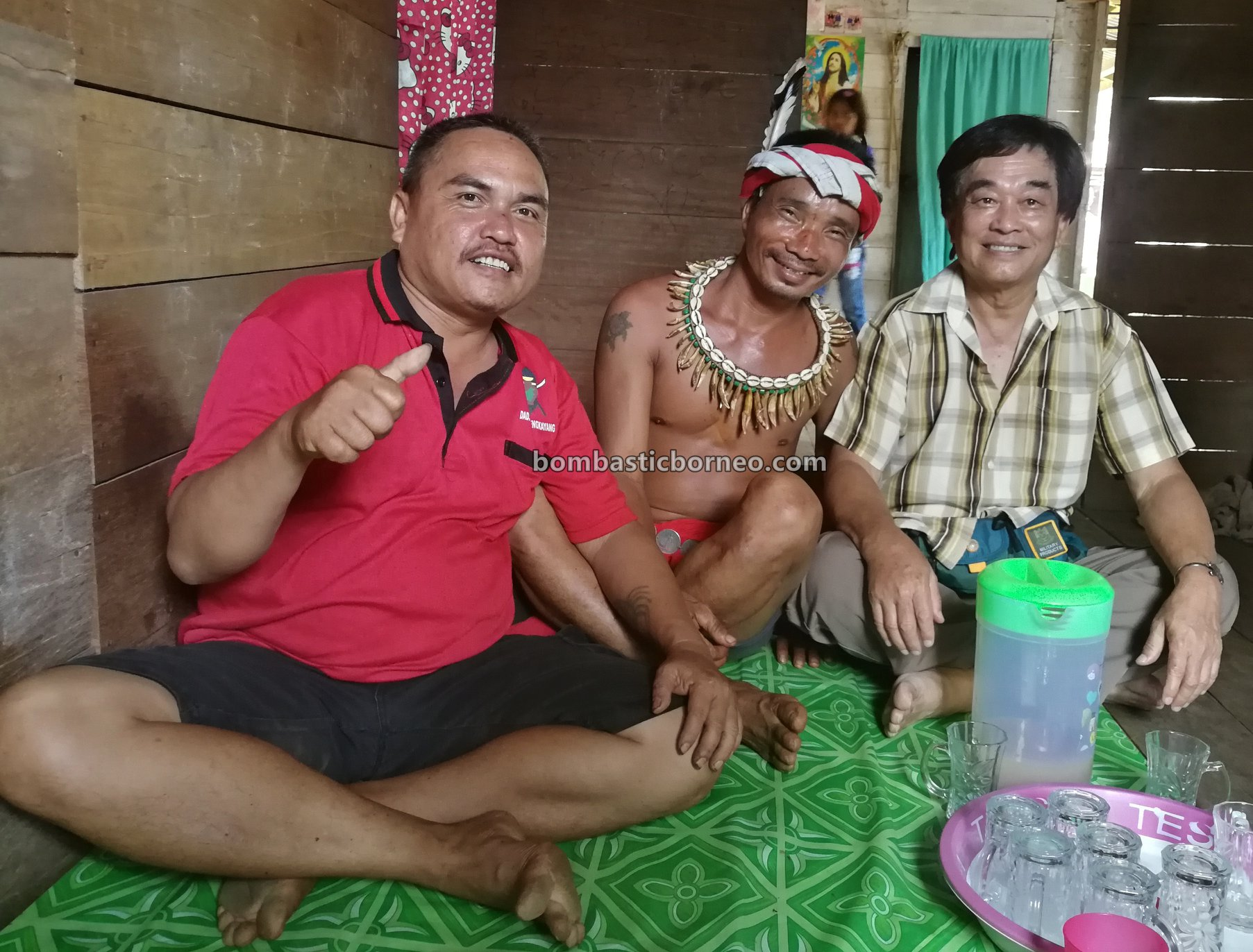 Gawai Harvest Festival, village, backpackers, budaya, Indonesia, Desa Sahan, Seluas, Native, Ethnic, Tourism, objek wisata, travel guide, Trans Borneo, 印尼西加里曼丹, 婆罗洲达雅丰收节