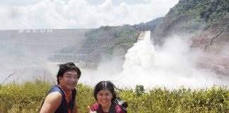 Sarawak, Bakun Hydroelectric Power Dam, Embankment Dam, empangan, backpackers, destination, Sungai Balui, fishing trip, jetty, Belaga, Kapit, Malaysia, Tourist attraction, travel guide, Trans Borneo,