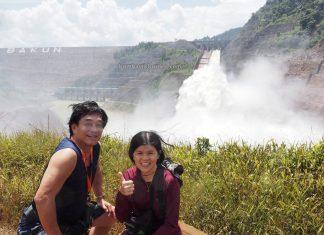 Sarawak, Bakun Hydroelectric Power Dam, Embankment Dam, empangan, backpackers, destination, Sungai Balui, fishing trip, jetty, Belaga, Kapit, Malaysia, Tourist attraction, travel guide, Trans Borneo,