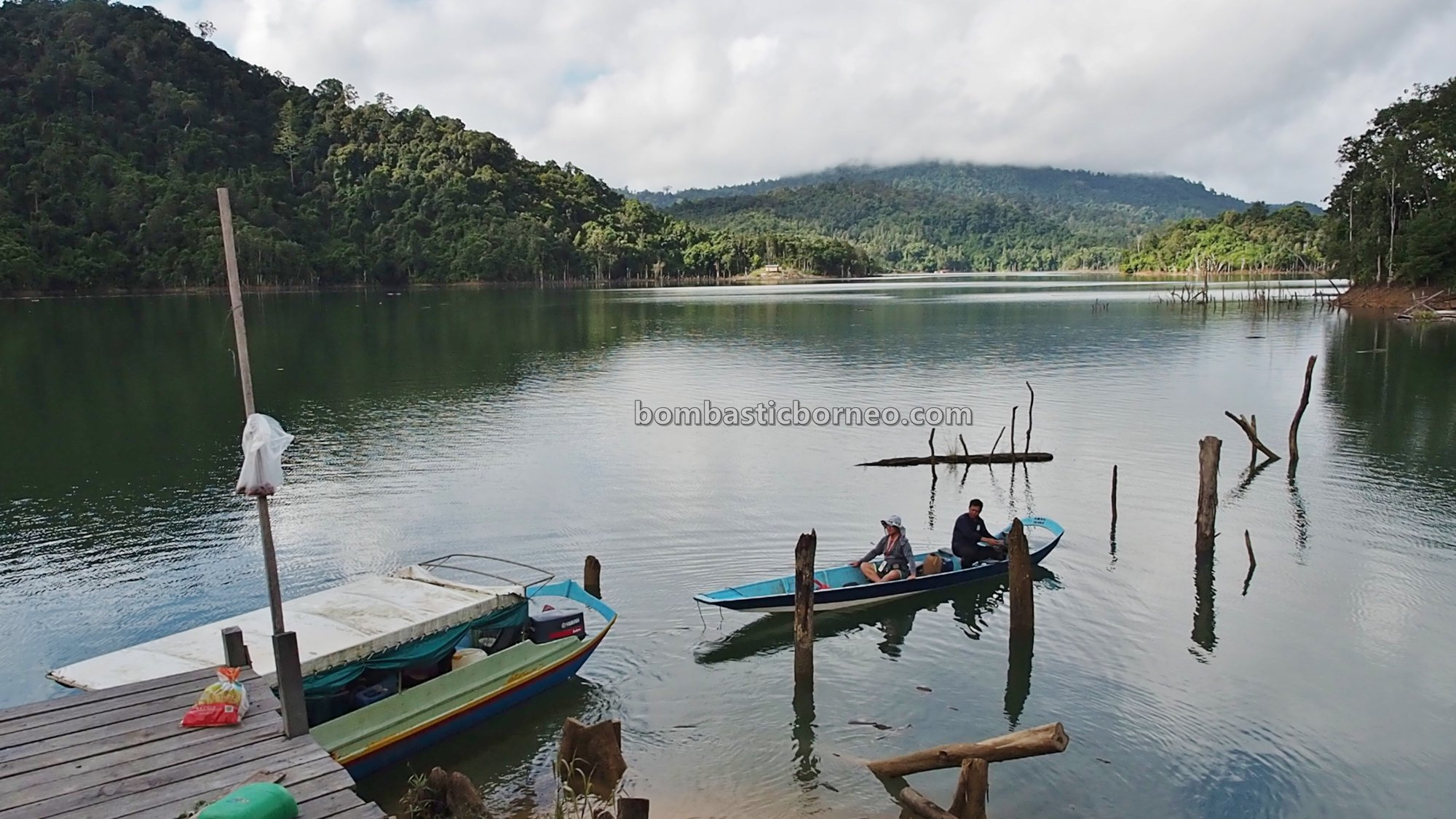 Bakun Embankment Dam, destination, Ikan semah, traditional, fishing trip, memancing, homestay, Belaga, Malaysia, Sarawak, tourist attraction, travel guide, Cross Border, Borneo, 巫拉甲加帛马来西亚,