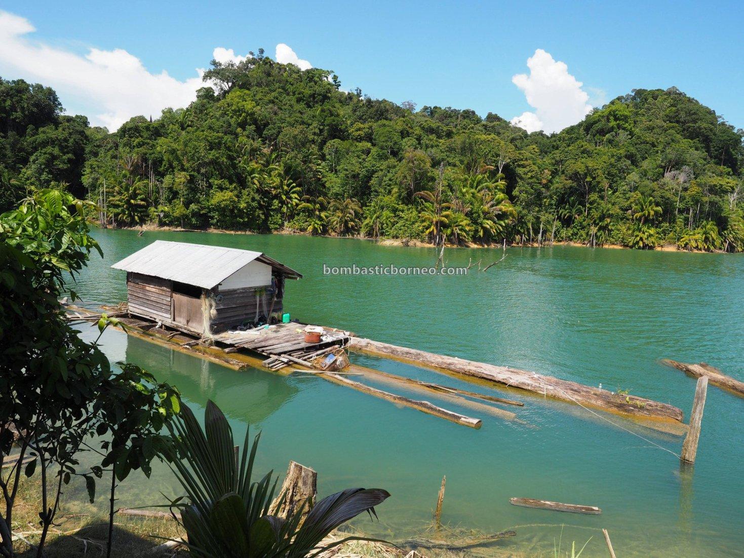 Bakun Hydroelectric Power Dam, empangan, Mebong Cove Villa, destination, fishing trip, chalet, homestay, Belaga, Sarawak, Malaysia, Tourist attraction, travel guide, Trans Border, Borneo, 马来西亚旅游景点