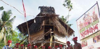 backpackers, Nyobeng Kambih, Paddy Harvest Festival, Indigenous, budaya, Indonesia, Kalimantan Barat, Bengkayang, Seluas, Dayak Kowon't, native, tribe, Tourism, Travel guide, Baruk, Trans Borneo,