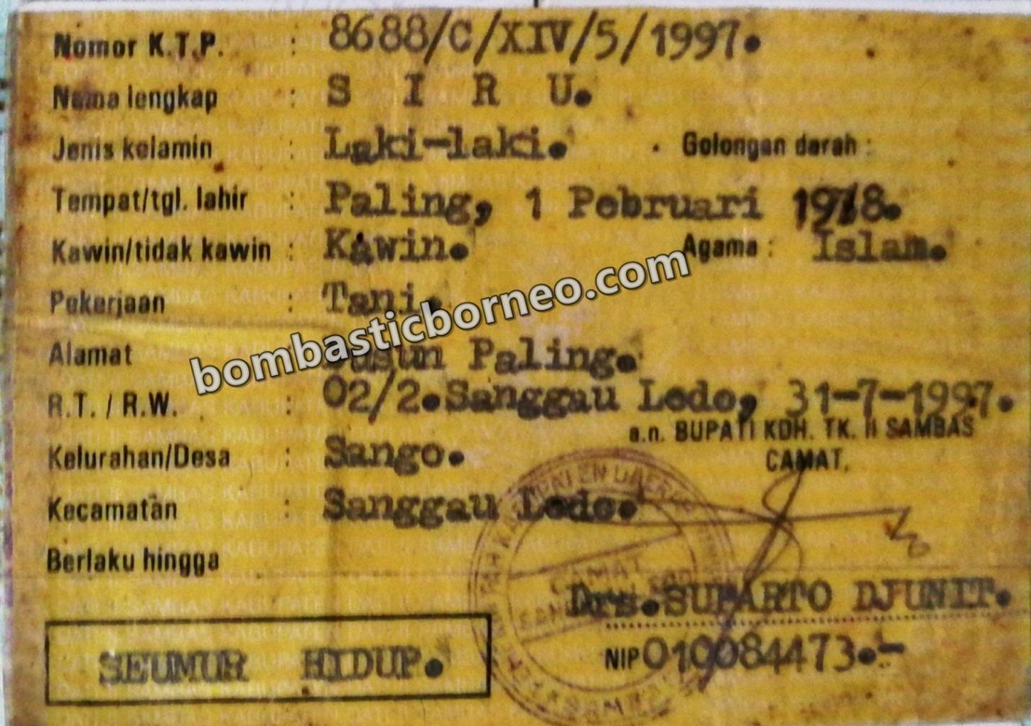Dukun, Sifu, shaman, healer, sifu, dayak, Ethnic, native, Indonesia, Sango, Sanggau Ledo, village, Borneo,