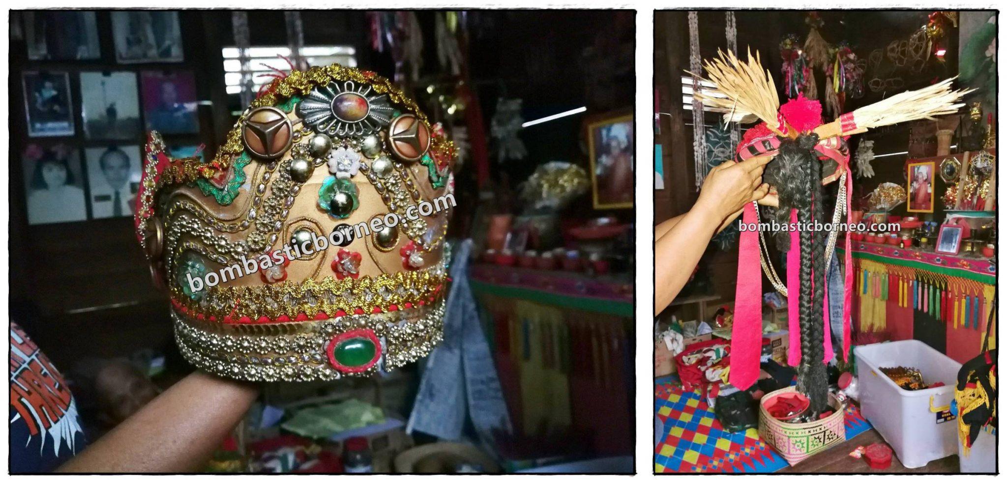 Panglima Siru, Dukun, Sifu, Sufu, healer, dayak, native, Kalimantan Barat, Dusun Paling Dalam, Sango, Travel, village, Cross Border, 探索婆罗洲游踪, 印尼西加里曼丹, 原住民达雅祭司