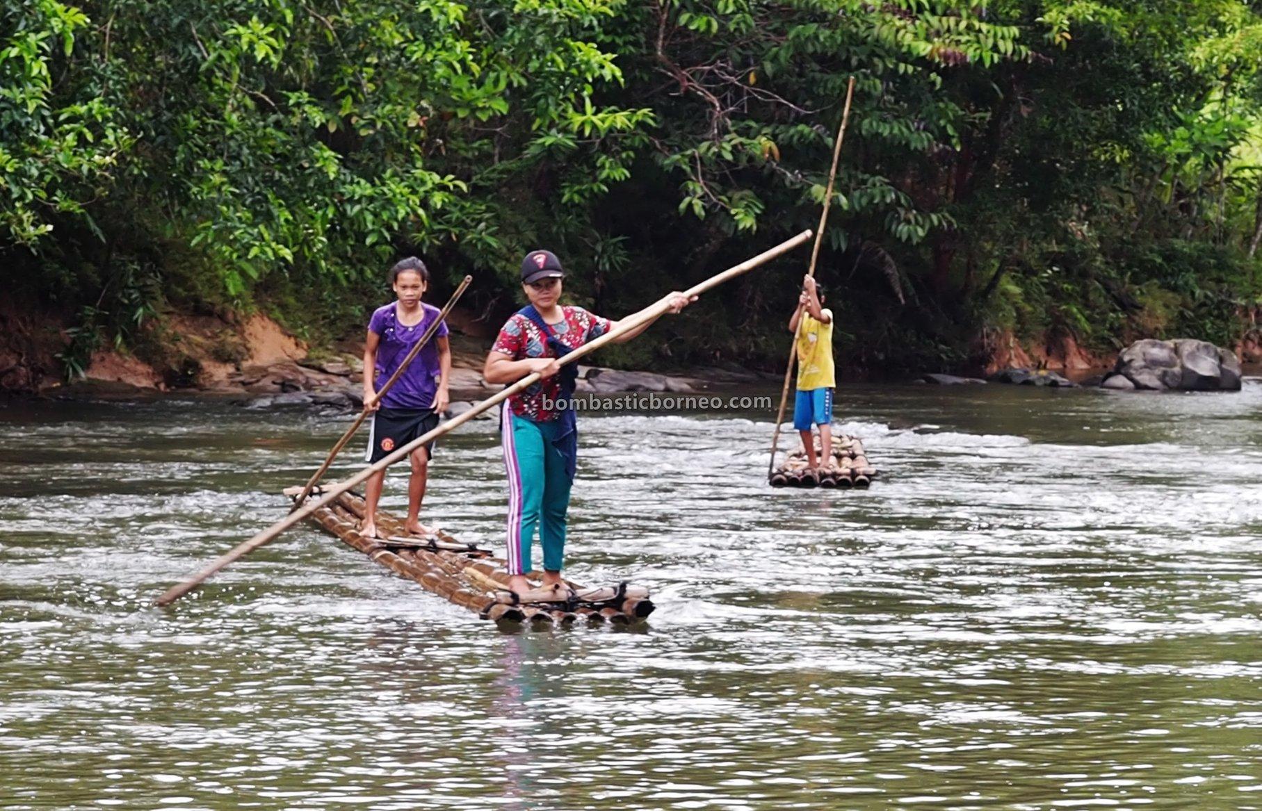 Air Terjun, Riam Kodu, Dusun Simpang Empat, nature, Indonesia, Kalimantan Barat, Bengkayang, Desa Bengkawan, Seluas, Tourism, travel guide, native, village, Trans Borneo, bamboo rafting