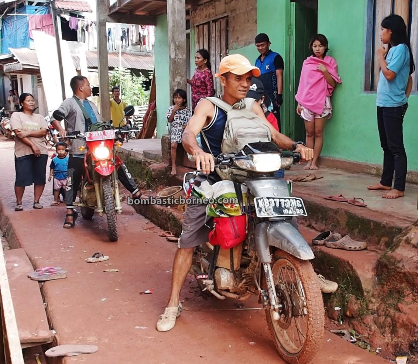 Dusun Tamong, adventure, authentic, village, backpackers, exploration, Gawai Padi, Indonesia, Kalimantan Barat, Bengkayang, native, Dayak Bidayuh, tribe, travel guide, cross border, Borneo