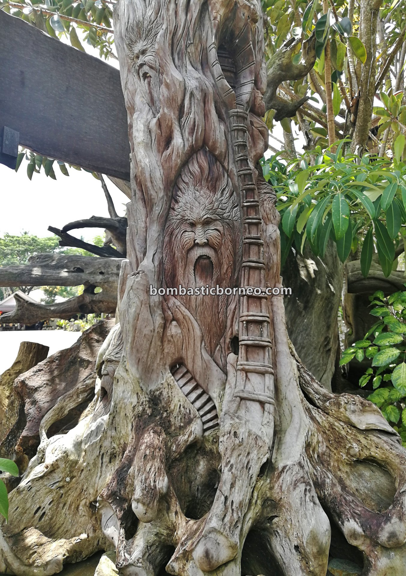 destination, belian wood, iron wood, kayu ulin, Borneo Wood Furniture, gallery, Singkawang, Indonesia, Kalimantan Barat, kerajinan kayu, nature, Obyek wisata, Tourism, travel guide, wood sculptures,